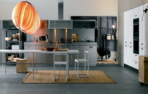 arclinea-italia kitchen