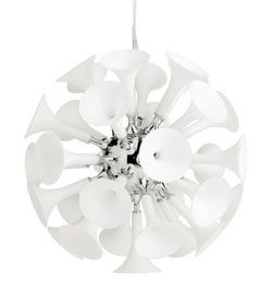 tulip pendant lighting