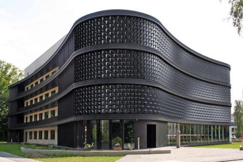 flare facade architecture
