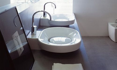 galassia orbis washbasin bed bath