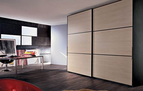 luxury bedroom wardrobe design