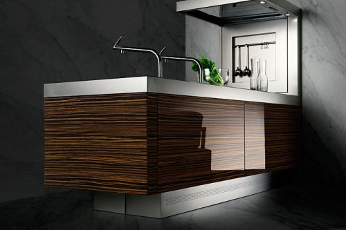 isola type 2 kitchen