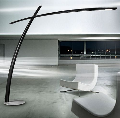 katana floor lamp lighting