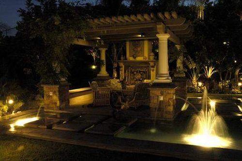 landscape pavilion gardening outdoor