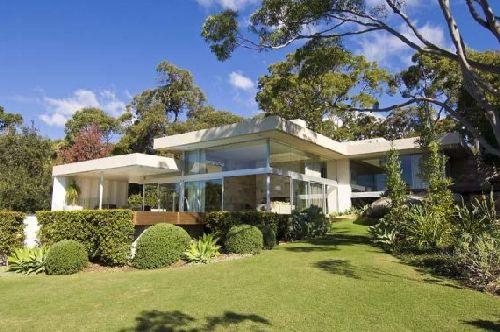 walk house architecture, luxury house facade and garden