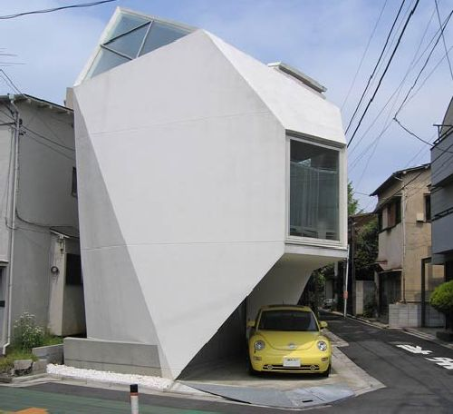tokyo residence 01 architecture