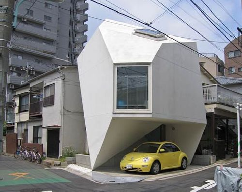 tokyo residence architecture