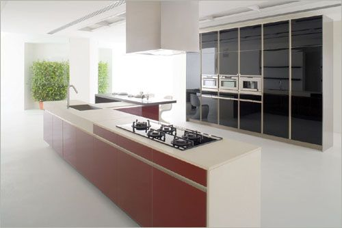 Elegant-velvet-italian-luxury-modern-kitchen-with-black-cabinets