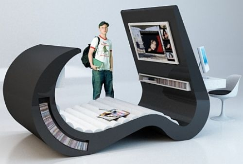 wave chaise lounger 001 tech gadgets
