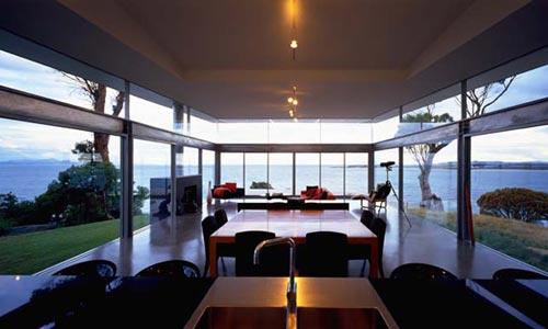 avalon coastal retreat architecture