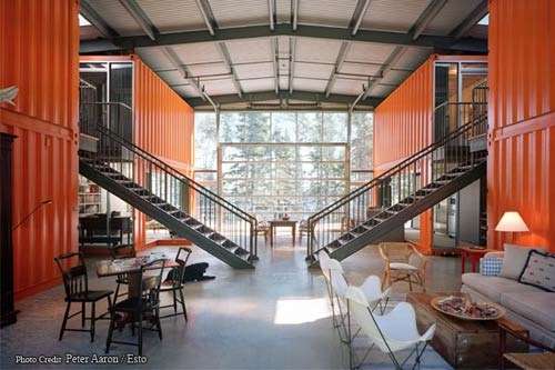 7 Coolest Recycled Shipping Container Homes, Offices & Buildings ...