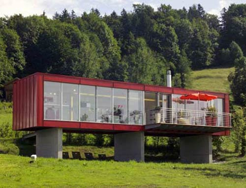 Metal Container Homes 7 coolest recycled shipping container homes, offices & buildings