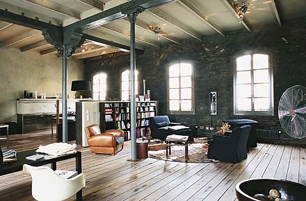 Thumbnail image of How To Implement The Industrial Look In Your Home