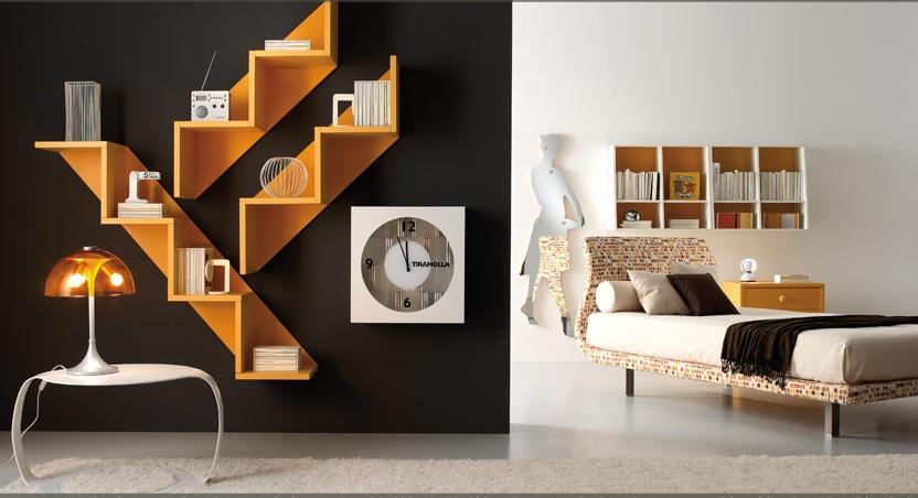shelf interiors