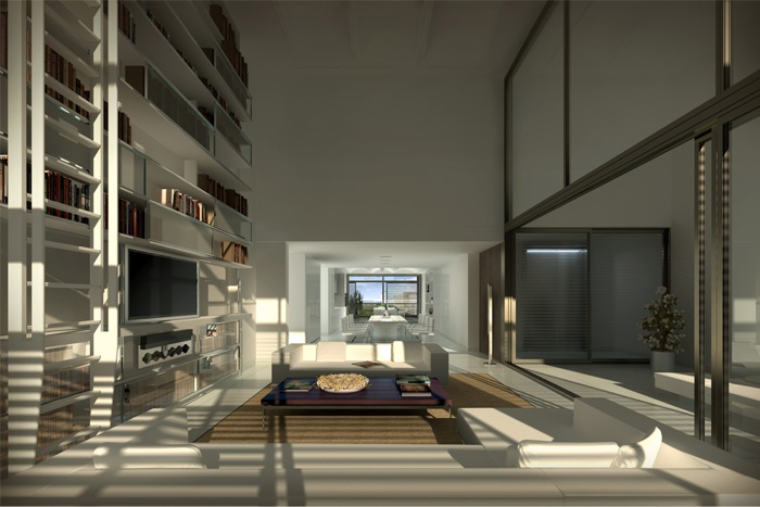 fosterapartments thealeph4 architecture