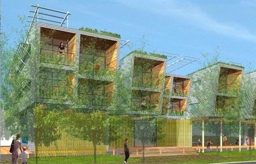 greenola architecture