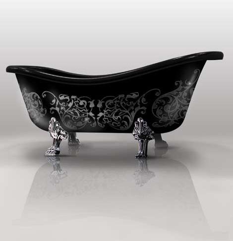 gruppo treesse custom bathtub epoca arabesque bed bath
