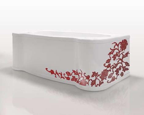 gruppo treesse custom bathtub nly oriente bed bath