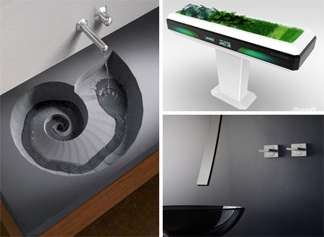 modern sink washbasin designs bed bath