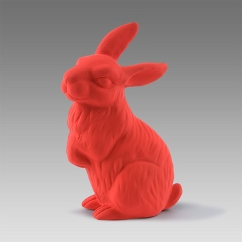 paulsmithrabbit art home decor
