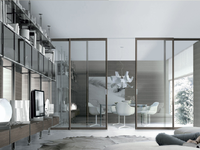 siparium rimadesio folding doors 1 storage organization