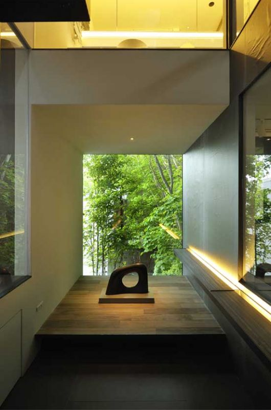 boukyo house interior design 2 architecture