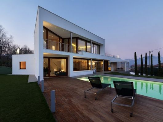 Modern Italian Architecture by Duilio Damilano | Home Design Find