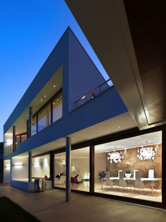 duilio damilano b house 3 architecture