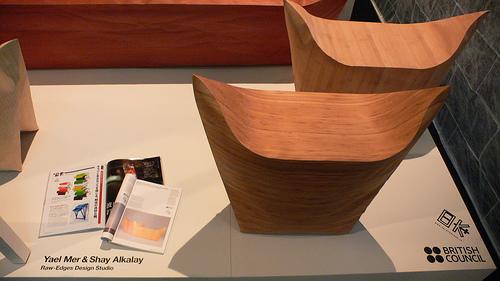 raw edges design studio tokyo weekly