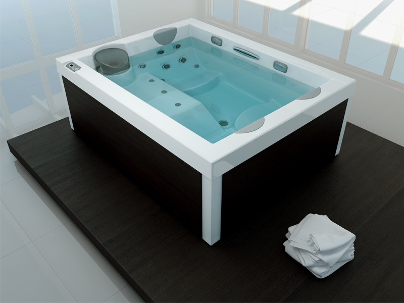 Thumbnail image of Unique Jacuzzi: Probably The Most Stylish Jacuzzi In The World