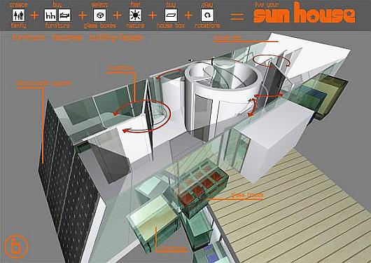 sun house4