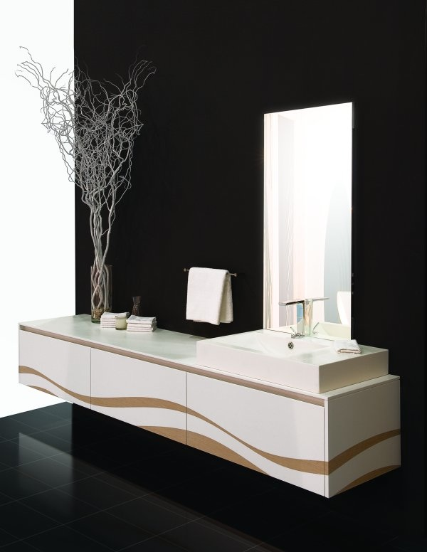 Thumbnail image of The Custom Corian Vanity From Bazzeo
