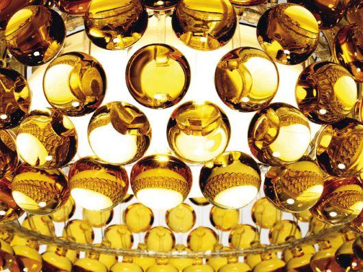 caboche chandelier foscarini lighting