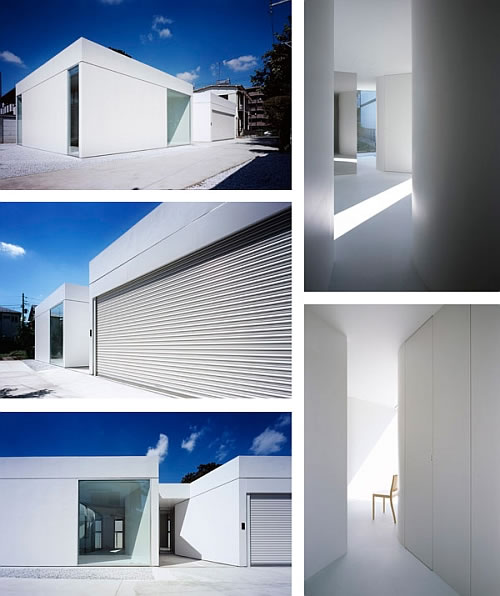 Eastern Delights: 9 Minimalist Japanese Homes | Home Design Find