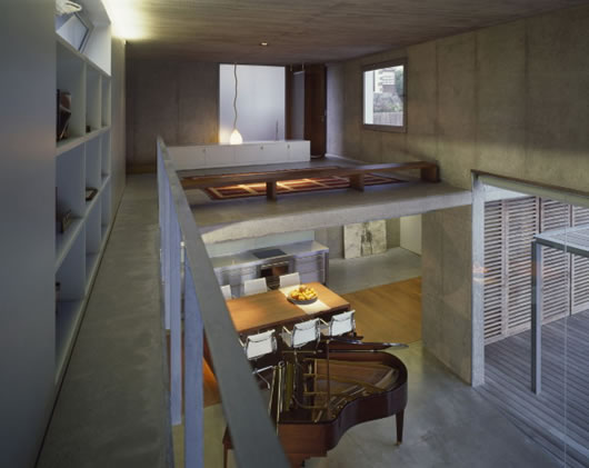 jardin del sol 7 architecture
