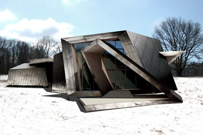 Thumbnail image of Awesome Architecture From Studio Daniel Libeskind