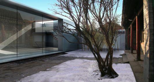 studiopeizhu thecaiguoqlangcourtyardhouse 4 architecture