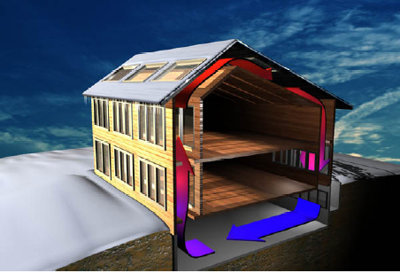 Thumbnail image of How To Build a Home That Needs No Heat