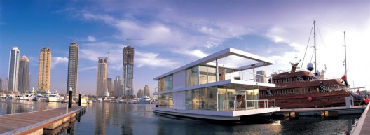 houseboat 1 architecture