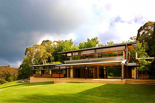 Thumbnail image of Leura House by James Stockwell Architect – beautiful and energy efficient