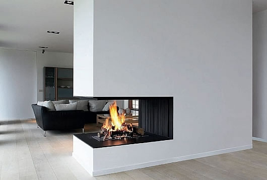Thumbnail image of The Universal Fireplaces from MetalFire, Stylish Heating