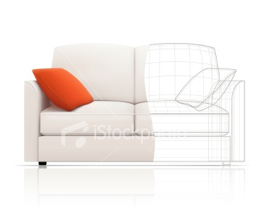 Thumbnail image of How to Alter the Style of a Room Just by Changing the Sofa