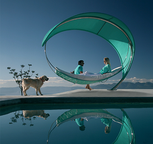 Thumbnail image of WAVE hammock – on the wave of bliss
