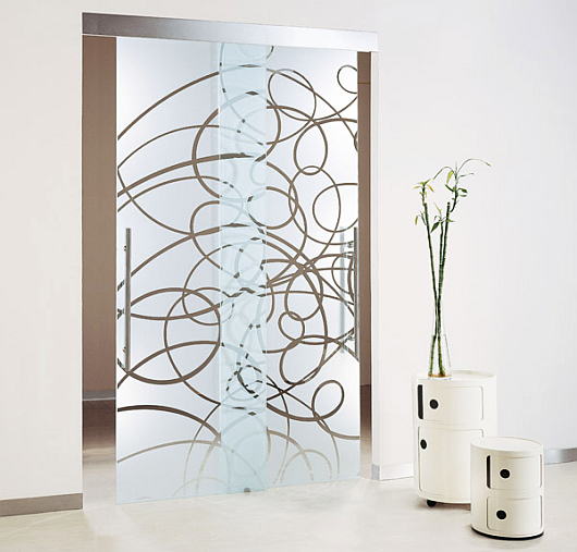 Thumbnail image of Casali glass doors – art on glass