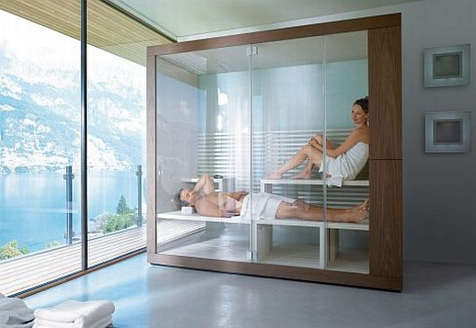 Thumbnail image of Duravit Inipi,Your Soothing Sauna at Home