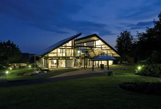 huf haus art 9 architecture