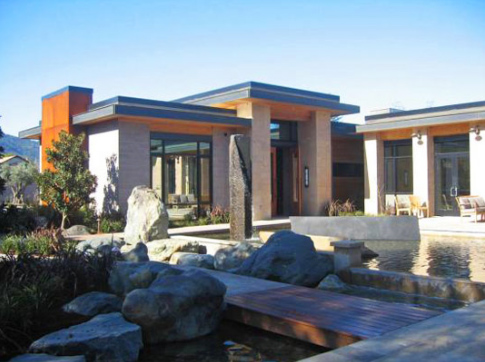 Thumbnail image of Eco Luxury Resort in Napa Goes for LEED