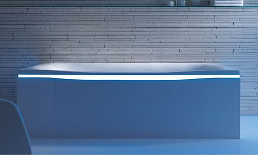Thumbnail image of Minimalist Bathrooms: The Duravit PuraVida Bathtub