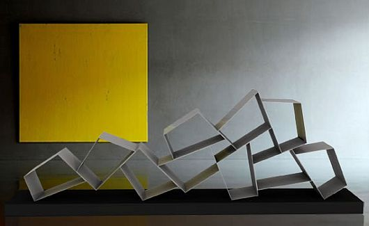 Thumbnail image of Playing With Geometry: Shelving Amusements from Etimo Design