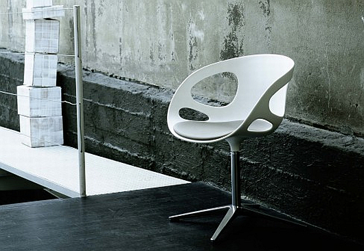 Thumbnail image of RIN chair by Hiromichi Konno: Ravishing, Inviting, Neat